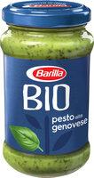 Sauce Pesto Genovese biologique - Product