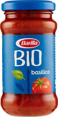 Barilla sauce tomates basilic bio - Prodotto - fr