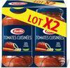 Sauce tomates cuisinées - Product