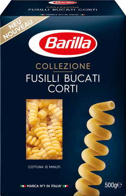 Pâtes Fusilli Bucati Corti - Product - fr