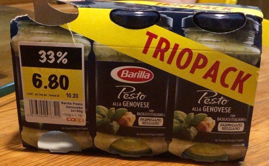 Pesto - Prodotto - fr