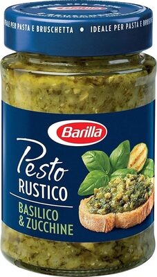 Pesto basilic et courgettes - Produkt - fr