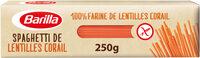 Spaghetti de lentilles corail - Produit - fr