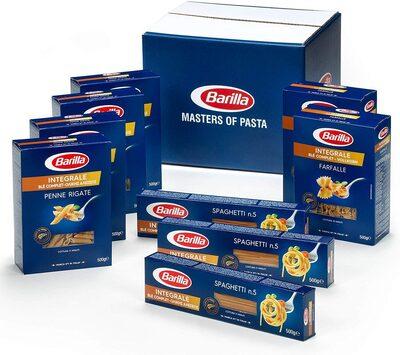 9 packs de pâtes complètes - Product - fr