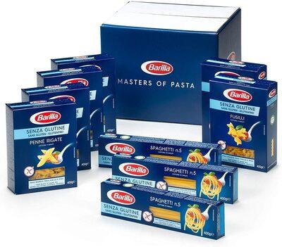 9 packs de pâtes sans gluten - Product