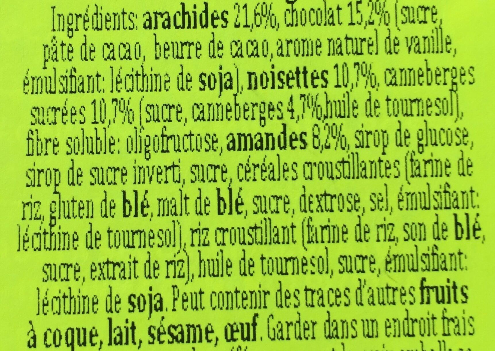 Gran Cereale - Ingredients - fr