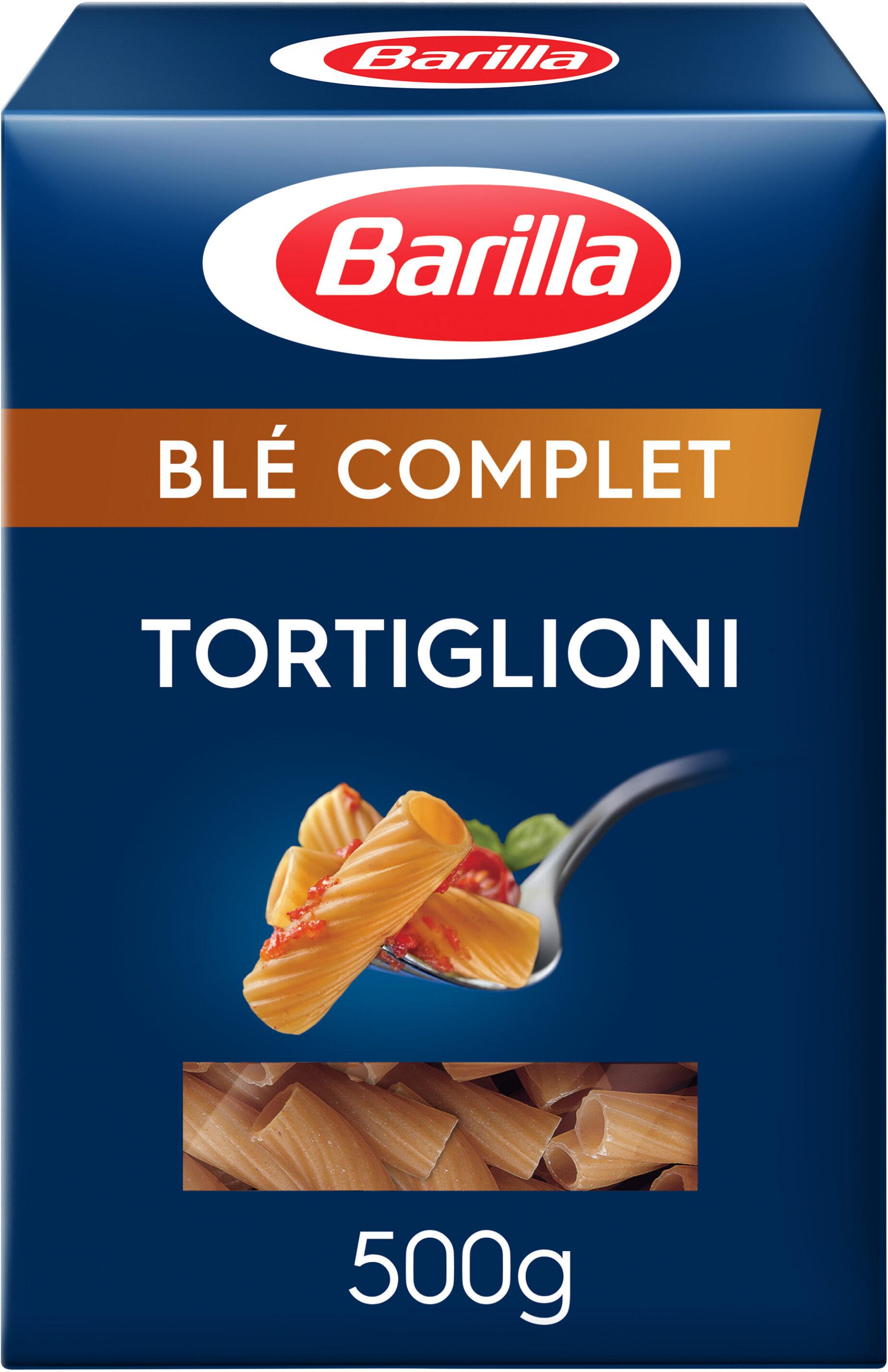 Pâtes Tortiglioni au blé complet - Product - fr