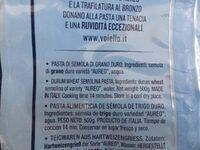 Mezze Maniche Rigate GR. 500 (e) - Produit