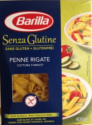 Penne Rigate Senza Glutine (Sans Gluten) - Produit