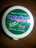 Ice Mentos chewing gum - Product