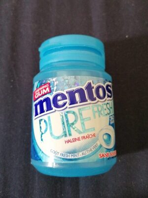 Mentos Pure Fresh Mint - Produit - fr