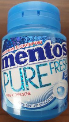Mentos Pure Fresh, Fresh Mint mit grünem Tee - Produkt - de