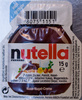 Nutella barquette - Product