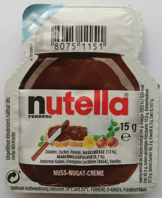 Nutella - Product - de