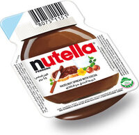 Nutella pate a tartiner noisettes-cacao barquette - Produit - fr