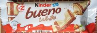 Kinder Bueno white - Product - fr
