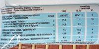 Kinder bueno white gaufrettes enrobees de chocolat blanc x2 barres - Nutrition facts - sr