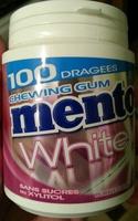 Mentos White  - Product