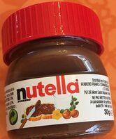 Nutella Mini - Prodotto - fr