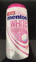 Mentos white - Produit - fr