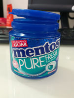 Chewing gum MENTOS pure fresh sugarfree - Product