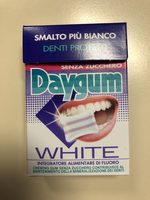 Daygum White - Product - it