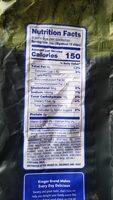Kroger Kettle Cooked Potato Chips Jalapeno - Ingrédients - en