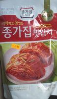 Cut cabbage kimchi - Produkt - fr