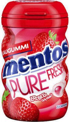 Pure Fresh Erdbeergeschmack - Product