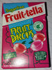 Fruittella Sugarfree Red Berry Mix Fruit Drops - Product