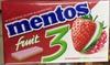 3 Erdbeere-Grüner Apfel-Himbeere - Product