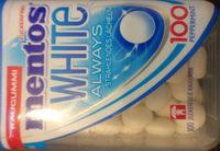 Mentos White Always - Product - de