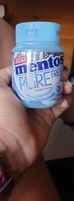 Mentos PURE FRESH - Produit - fr