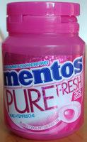 Mentos PURE FRESH 35 Dragess - Produit