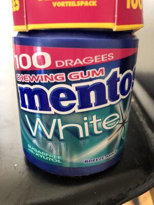 Chewing white - Prodotto - fr