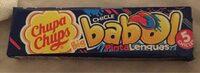 Big Babol - Chicle pintalenguas - Product