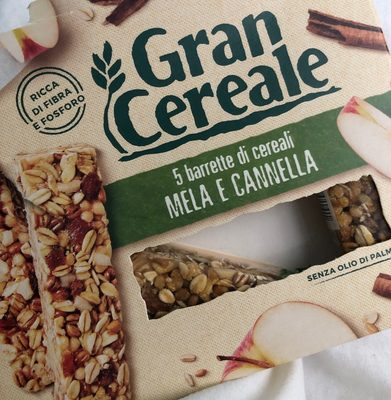 Barre de cereale - Product