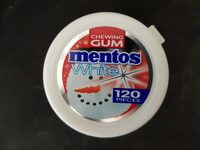 Mentos White Sweet Mint - Product