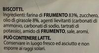 Saiwa Oro GR. 1000 Promo - Ingrediënten