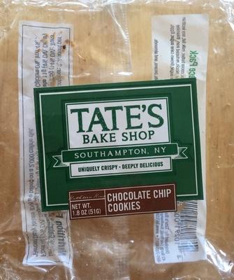Chocolate chip cookies - Product - en