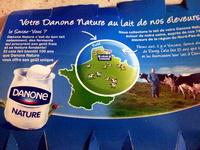 Yaourts Nature - Product
