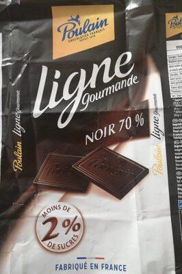 Chocolat Ligne Gourmande - Produit