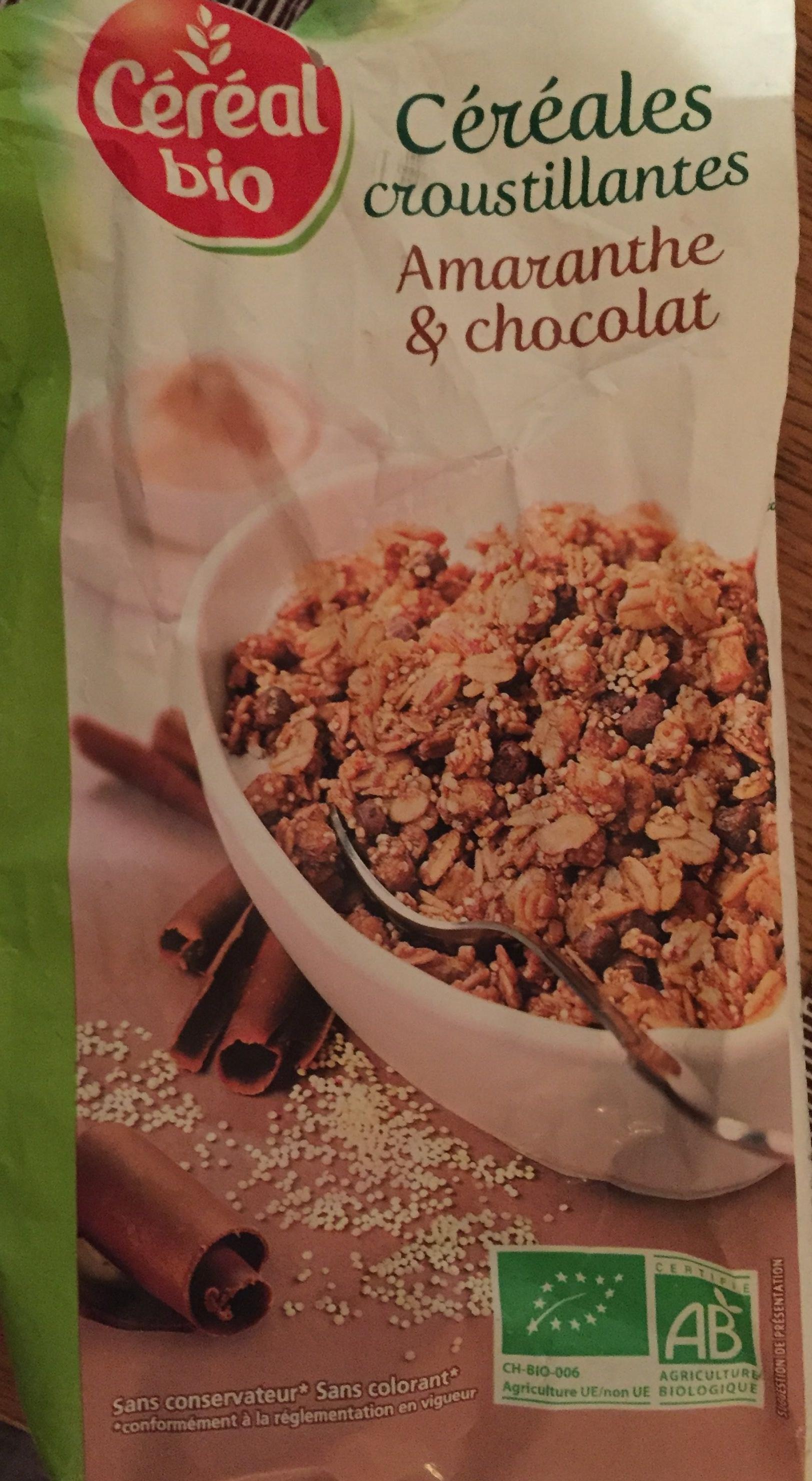 Céréales croustillantes - Product