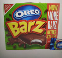 Oreo barz - Producto - en