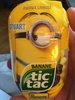 Tic tac banane - Produit