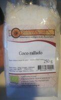 Coco rallado - Produit - es