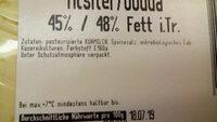 Tilsiter & Gouda - Ingrediënten - de