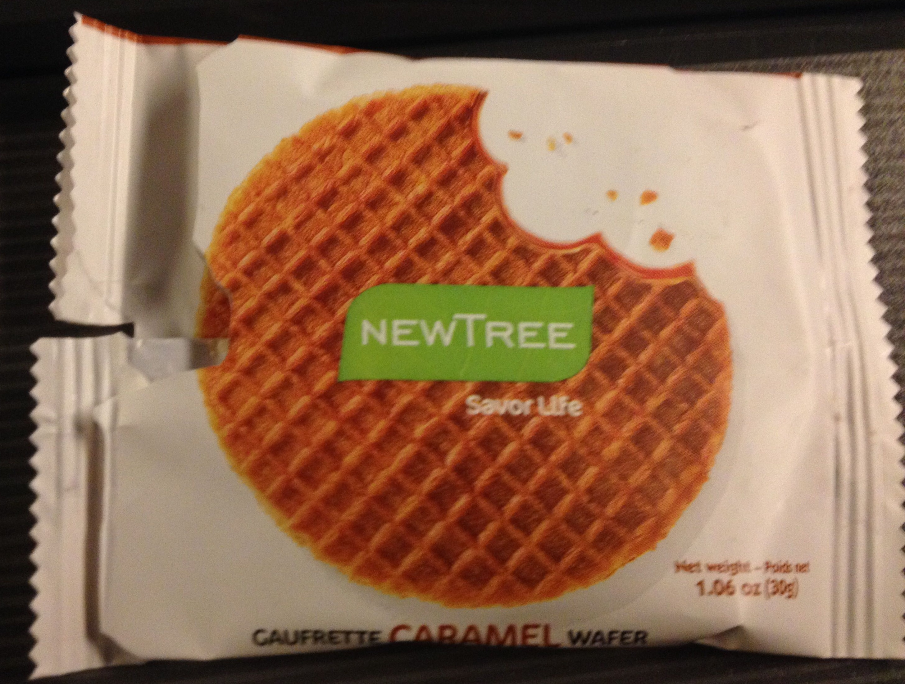 gaufre caramel - Product