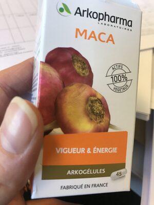 MACA - Produit