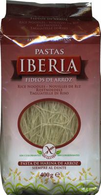 Fideos de arroz - Producte
